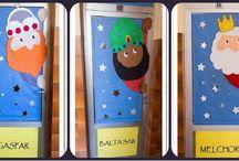 puertas navidad