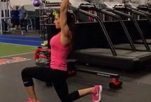 nohy trening