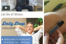 Daily drop challenge / What are the different ways to use essential oils in my daily living.