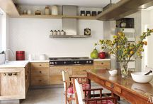 Cooking Spaces / by Jenn Cook