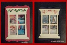 Cartes avec fenêtres