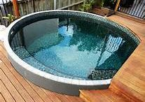 Ideas for spa pool