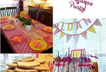 Party Inspiration / Secretly would love to be a kid party planner...