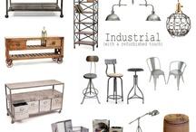 Industrial decorating