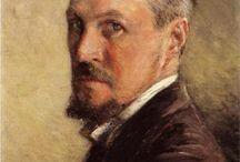 Gustave Caillebotte /   Gustave Caillebotte jest jednym z najbardziej utalentowanych, ale niestety również niedocenianych malarzy XIX wieku.