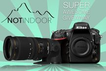 win a great camera :)