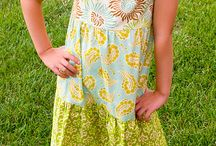 Kids Clothes Tutorials / by Marci Thompson