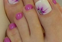 Toes Done