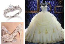 Prinzessinnen-Hochzeitskleider