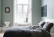 Bedroom colour themes