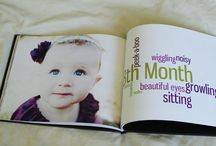 Memories / Ideas for baby memories