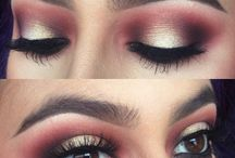 Halo Eye Make-up ✨