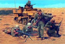 WW2 GERMAN - DAK AFRIKA KORPS