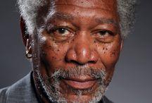 """Morgan Freeman """" Acteur """" / Acteur américain de théâtre avant de venir au cinéma."""