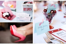 Retro Bridal Shower / by Hannah Coutu