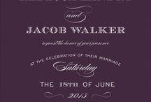 Wedding Invitations Etc