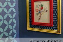 Frames and Paintings / by Amber Gerken