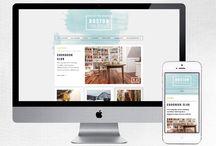 design: website