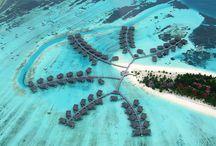MY TRIPS / Maldives Kani Megeve Courchevel barcelona