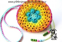 Bags and Totes / Crocheted Bags and Totes