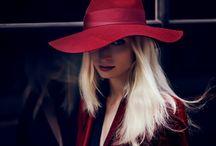 HUE   Ravishing Red