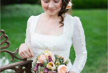 "Regency Inspired Weddings / ""My heart is, and always will be, yours"" Jane Austen, Sense and Sensibility"