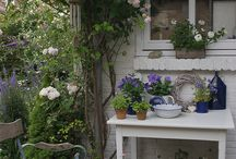 Cottage Gardens / by Town and Country Living