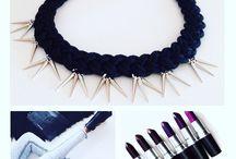 My works  Szancso Jewellery / I love handmade. My jewels made with love.  Szancso Jewellery