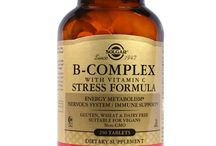 Stress Relief Supplements / Products that helps during stress. Kéep calm and stress less. Calmer lifestyle.