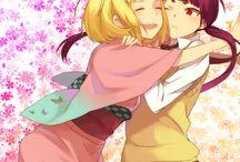 Izumo x Shiemi