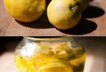 citrónový olej