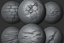 3d art || Stone