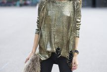 Fashion and the Fashionable / Ideas on how to dress and on clothing to make.