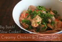 Slow cooker/one pot recipes