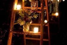 Tuinfeest versiering