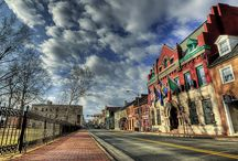 Leesburg Area / Just a 15 minute drive from PHC, Leesburg is a popular hangout for students.  / by Patrick Henry College