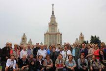 Petersburg Gezisi / Moskova 2012