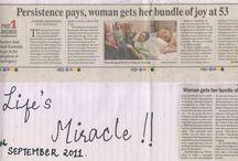 In The News / Dr. Sunita Tandulwadkar in the news..