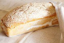 Wypieki-chleb na maslance
