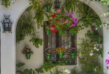decoración casita