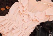 clothes for sale / ubrania na sprzedaż