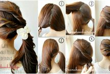 Try like this for today / Hair and beauty
