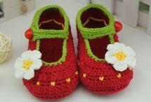 scarpine crochet