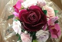 Flores de papel / Colores