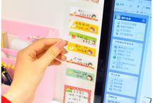Card Holder & Note Holder / Card Holder & Note Holder