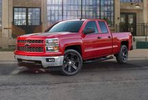 2015 Silverado 1500 Rally Edition / The 2015 Chevy Silverado Rally Edition has been introduced by Chevrolet for the 1500 Silverado double-cab and Crew-cab pickups. We can order the double-cab Rally Edition starting on September 4, 2014. Crew cabs will be available for order in early October. Come test drive a new Chevy Silverado at Bill Stasek Chevrolet, 700 W. Dundee Rd in Wheeling Illinois. For more information call us at 847-537-7000.