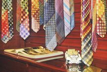 Tie Tuesdays / Scroll through for weekly doses of our beautiful silk ties!