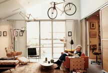 Bikes at Home / Interior inspiration for the bike lover.