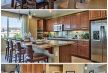 The kitchen is the ❤️ of the home / Kitchens