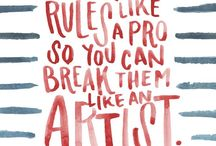 Art Quotes for classroom